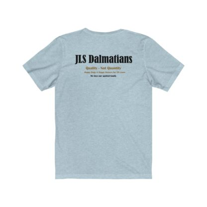 Newt Memorial Dalmatian T-shirt
