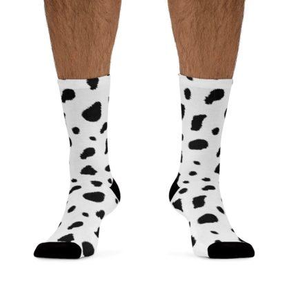 Dalmatian spotted Socks